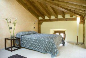casa rural Sierra de Prádena, habitación